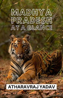 Madhya Pradesh At a Glance by AtharavRaj Yadav