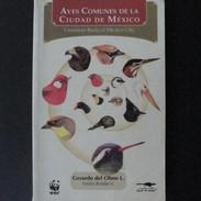 Aves Comunes de la Ciudad de México (primera edición)