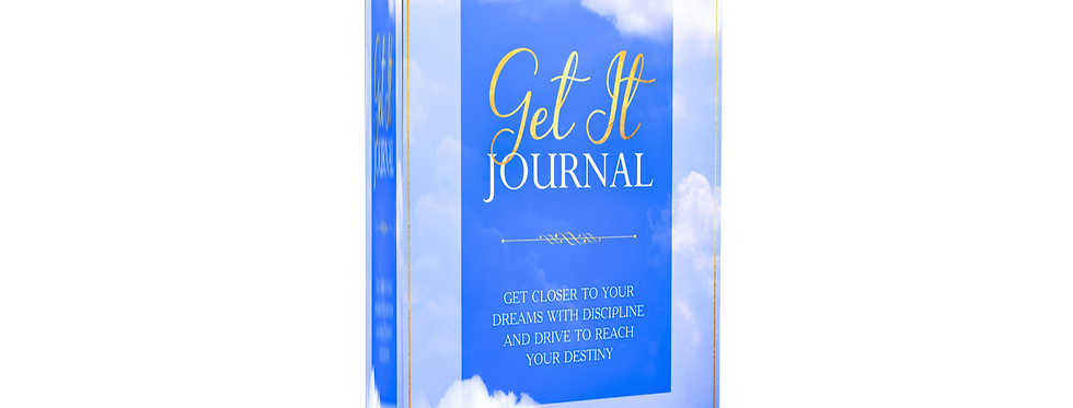 Get it Journal! Men's Edition