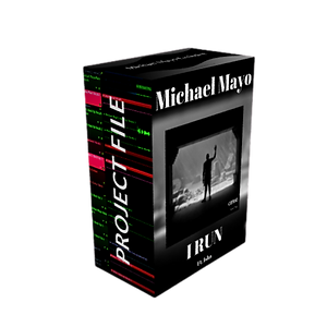 Michael Mayo - I Run Project File Box