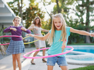 The Top 5 Outdoor Toys for Girls