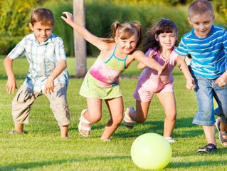 Let Kids Be Kids: Why Children Need To Be Active