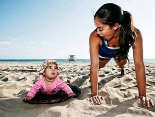 Summer Fitness Tips For Busy Moms