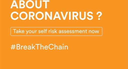 Covid-19 Risk Assessment Scanner