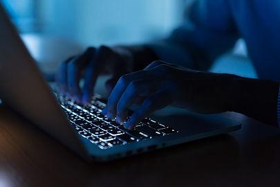 man-hand-typing-keyboard-input-code-regi