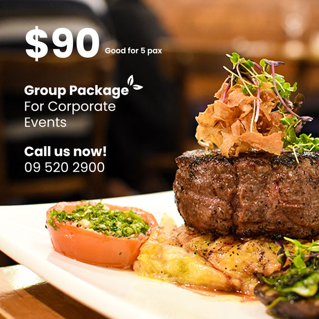 Group Package Promo