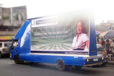 Rear Truck Ads