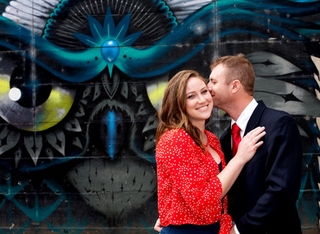 My 1st Engagement Session In 5 Years