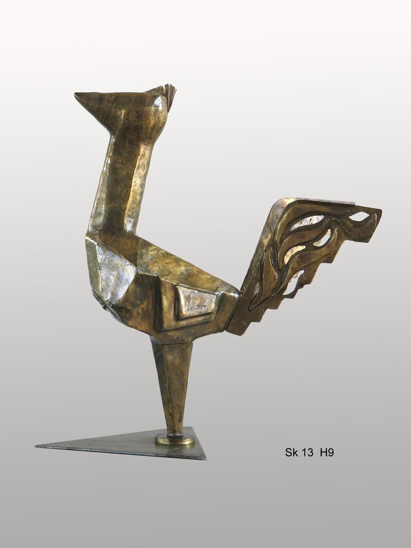 Skulpturen Harald K. Müller