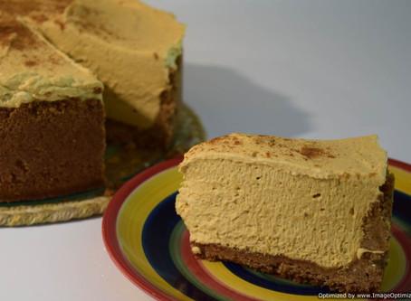 Pumpkin Cheesecake Icebox Pie