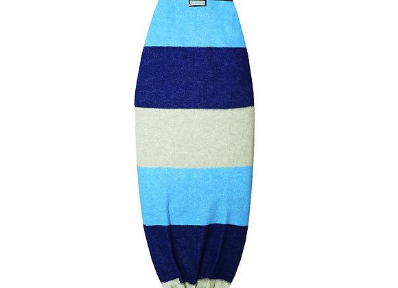 Tidal Wake TAG-IT Round Nose Surf & Wake Board Sock Bag  - Coastal Colors