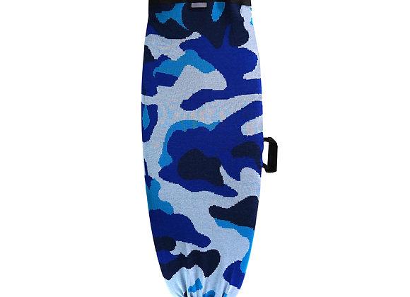 Tidal Wake TAG-IT Snub Nose Surf & Wake Board Sock Bag with Handle - Camo