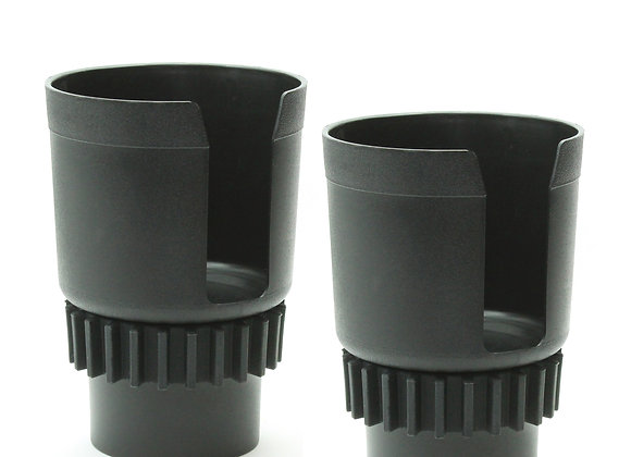 Gadjit CUP KEEPER 2.0 (2 PK) Cup Holder Adapter w/Adjustable Base