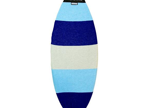 Tidal Wake TAG-IT Pointed Nose Surf & Wake Board Sock Bag - Coastal Colors