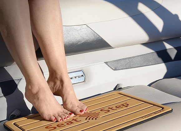 Tidal Wake Seat Step Marine Mat-Protect Boat Cushions, Prevent Upholstery Damage