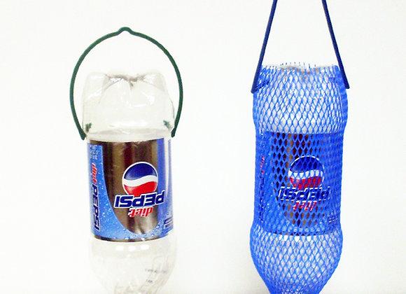 Soda Bottle Bird Feeding Starter Kit (poly bagged)