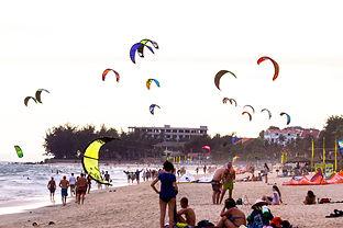 Kiteboarding Conditions in Vietnam