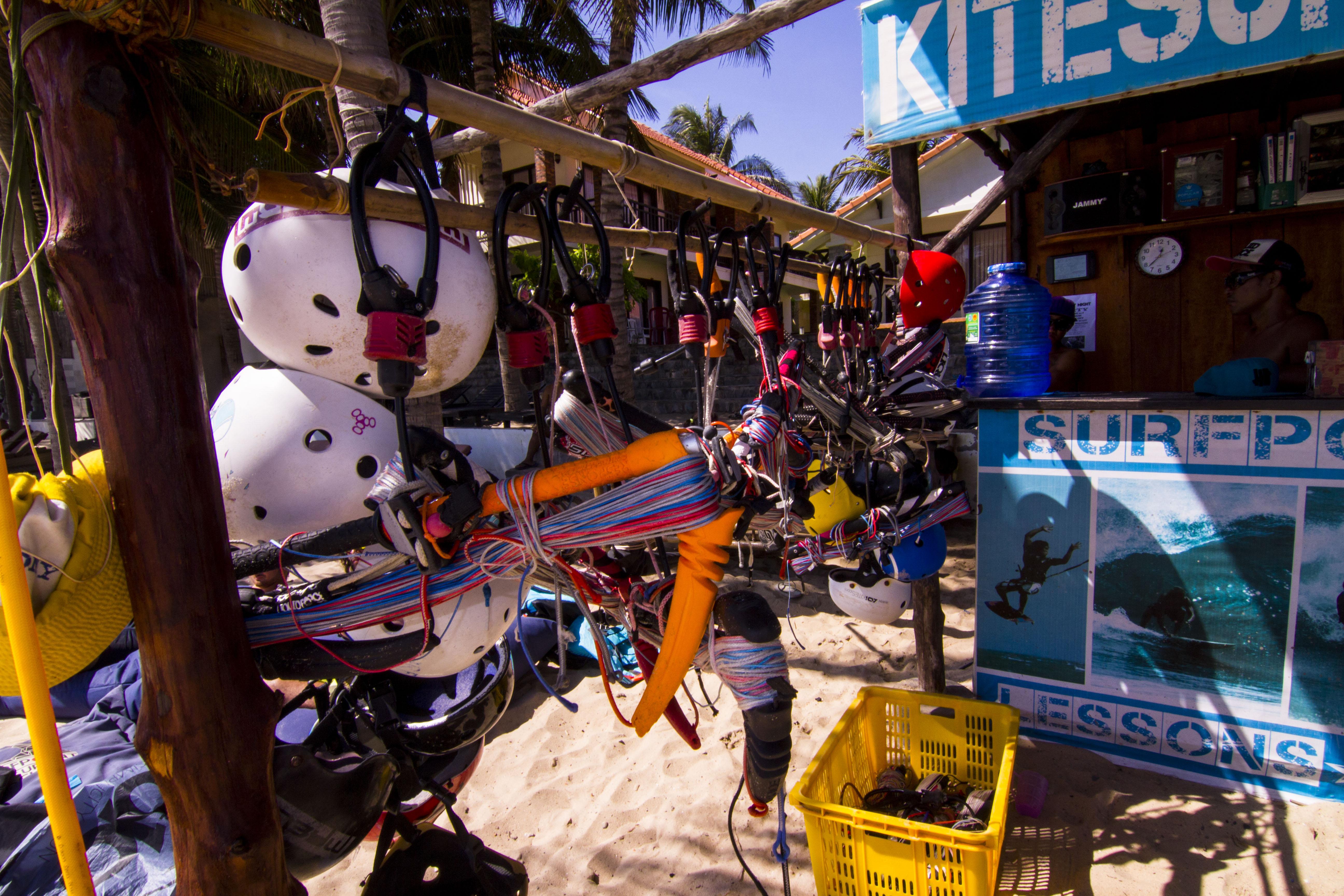 Kitesurfing Gear Rental
