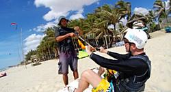 Kiteboarding Tuition Vietnam