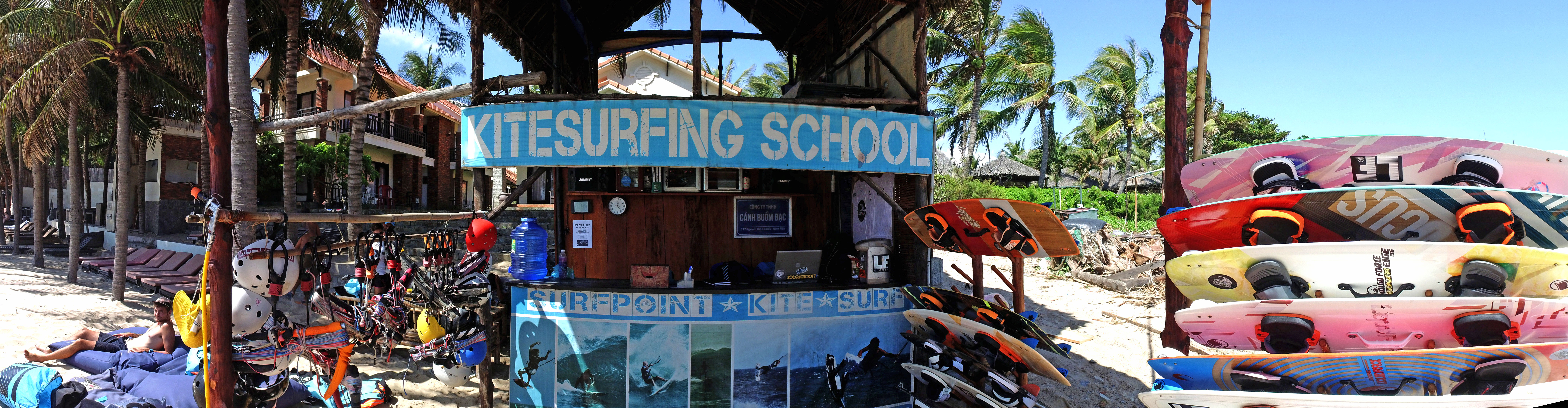 Kiteboarding Equipment Rental