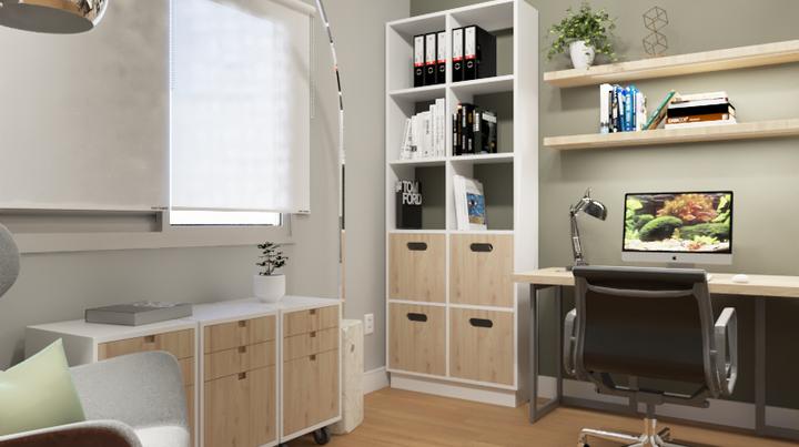 AP VT com Home Office exclusivo