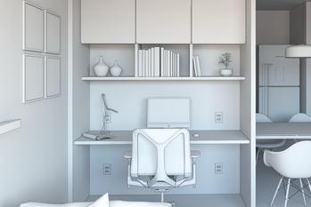 MINIAP MF com Home Office integrado