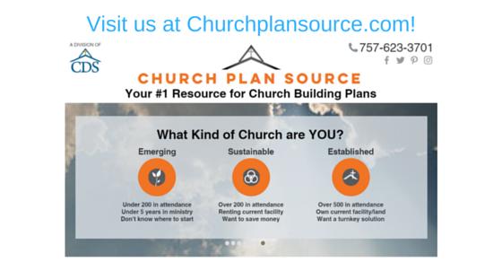 Church Plan Source Home