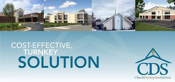 Church construction, cost effective turnkey design build solution.