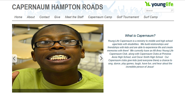 Capernaum Hampton Roads Screenshot