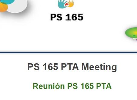 PTA Meeting Slides 11.20.19