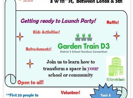 District 3 Garden Train  Event 10/19/19