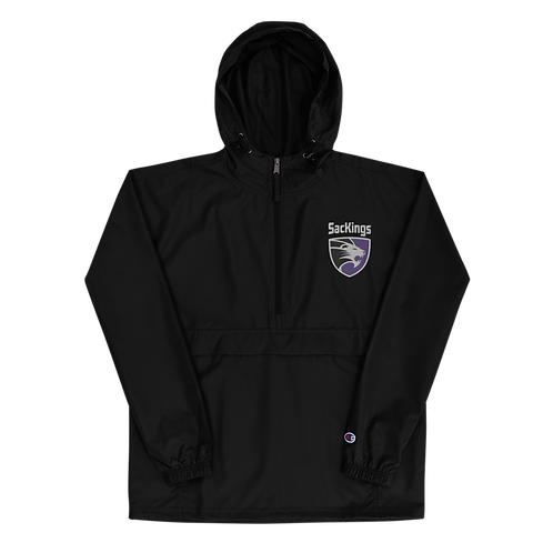 SacKings Packable Jacket by Champion