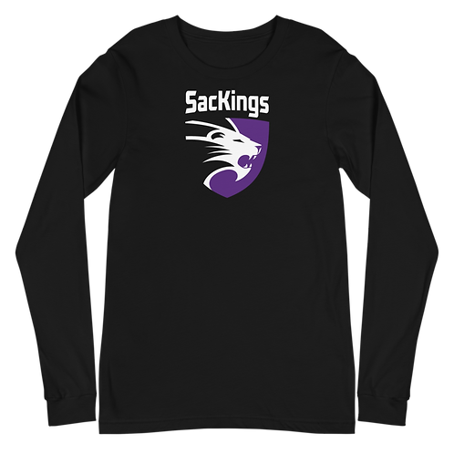 SacKings Unisex Long Sleeve Tee