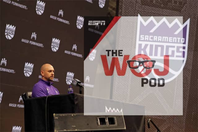 Monte McNair on the WOJ Pod