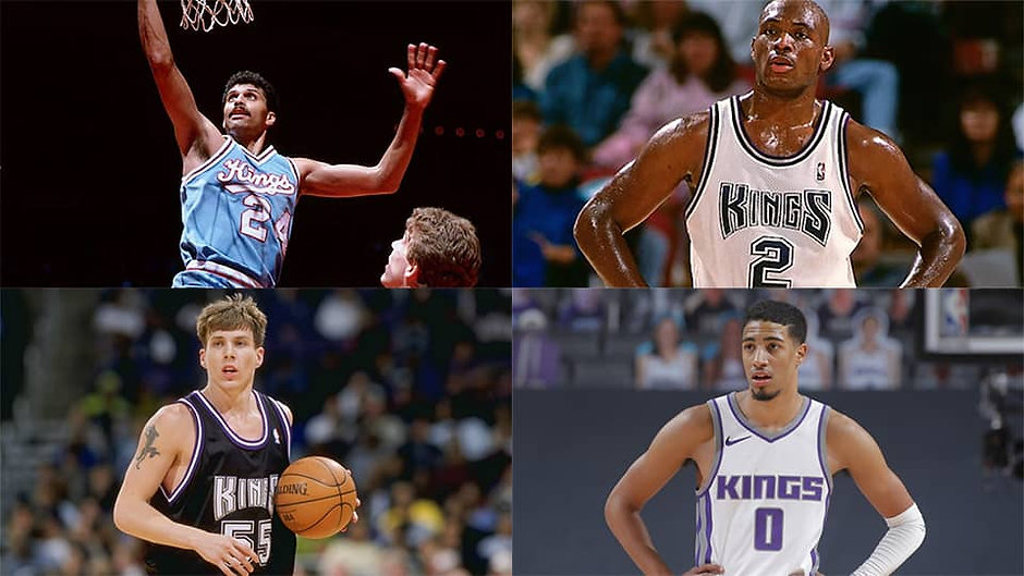 Sacramento Kings through the years