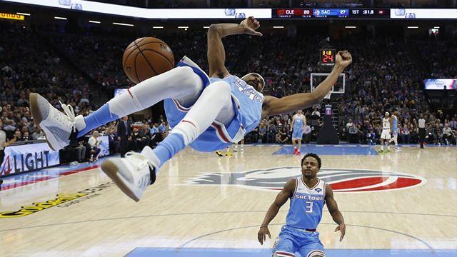 Sacramento Kings forward Corey Brewer
