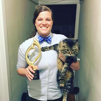 Golden Trumpet Award