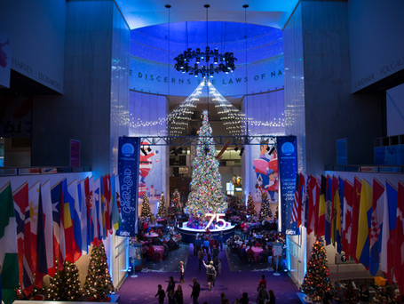 Christmas Around the World and Holidays of Light (exhibit)
