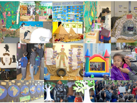 Great Explorations – Save the Biomes 2016 -2017