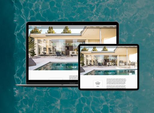 Real Estate Listing Pre-Designed Template