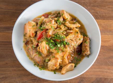 one pot CHICKEN SCARPARIELLO…your new favorite chicken dish