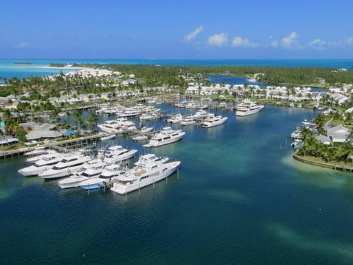 Bahamas Marinas Are Open for Business September 2017