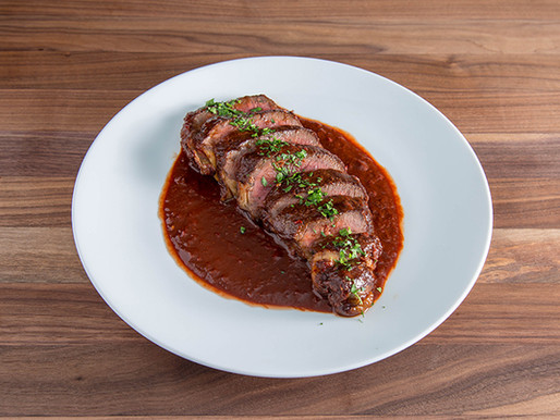 a fantastic SPICY STEAK SAUCE you MUST TRY (marcella hazan recipe)