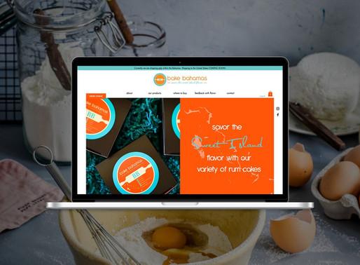 eCommerce Online Bakery