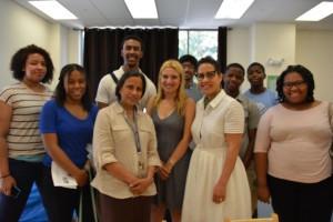 Entrepreneurship Talk with Ms. Jolly