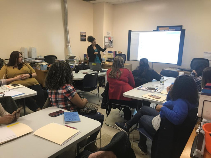 FCC Training at Brooklyn Community Services