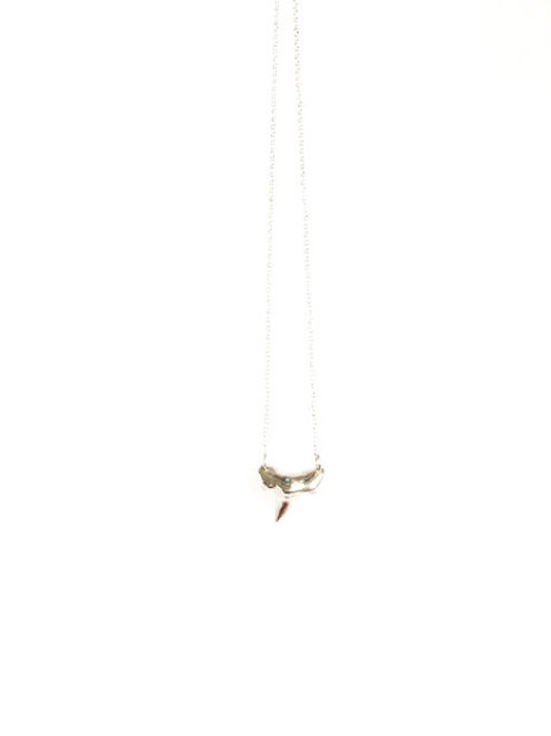 Solid Sterling Silver CharmedFIN