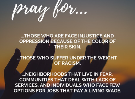 SIX DAYS: Spiritual Practices for Engaging Racial Justice.