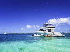 Nassau boating