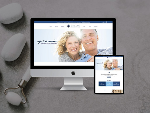 MedSpa Website Refresh Collaboration